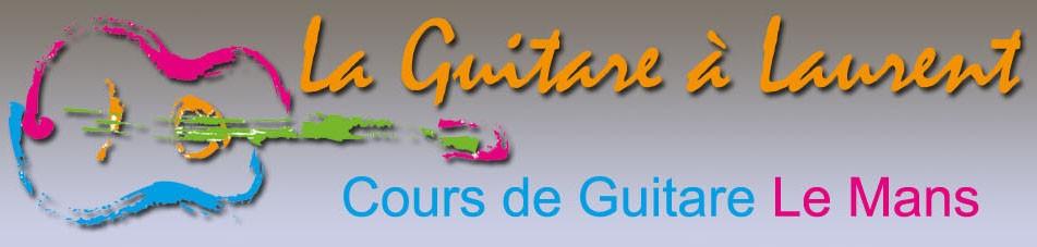 La Guitare à Laurent