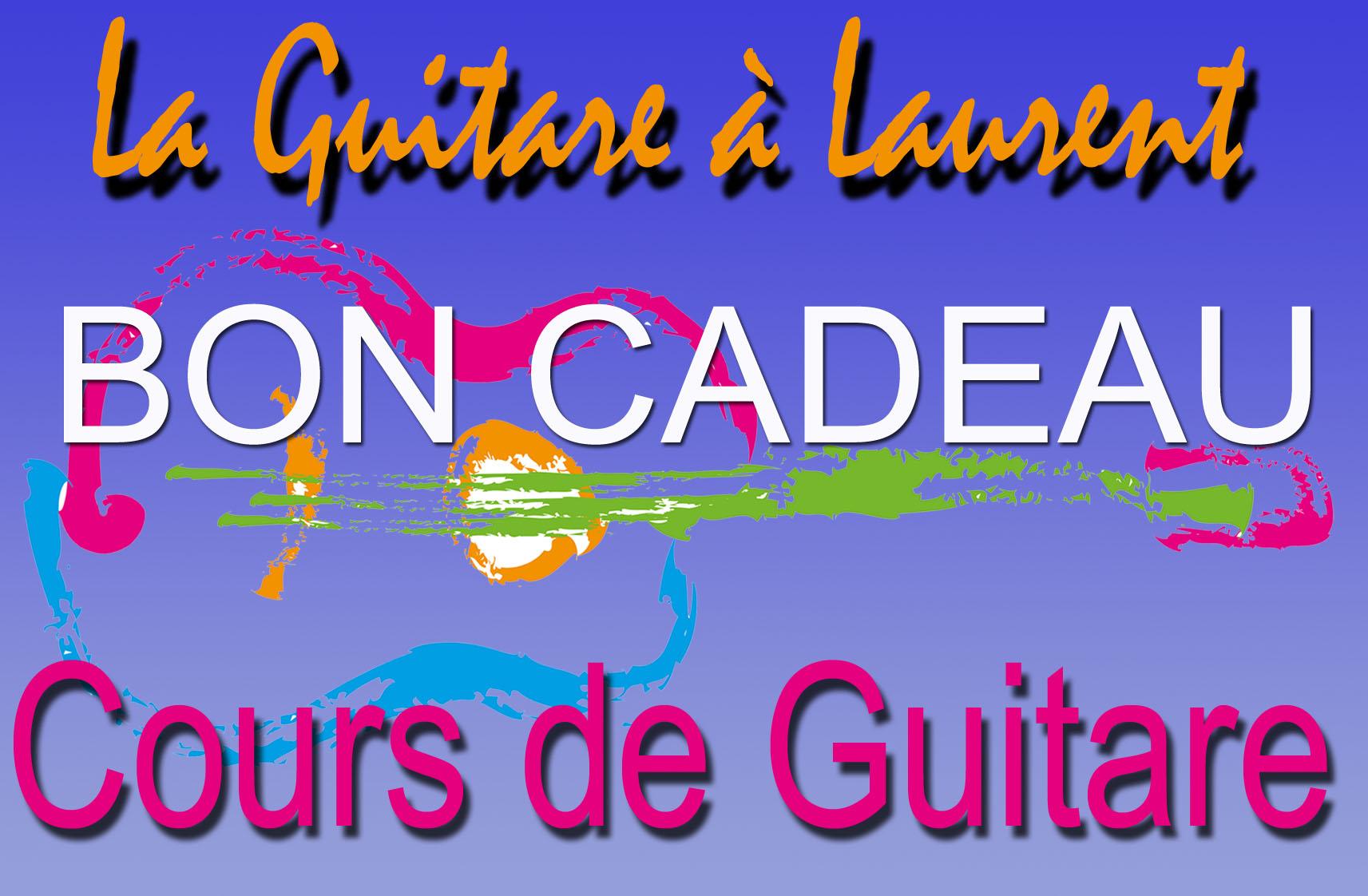 Offrez des cours de guitare la guitare laurent - Cours de guitare le puy en velay ...