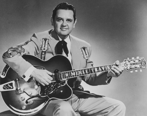 Merle Travis